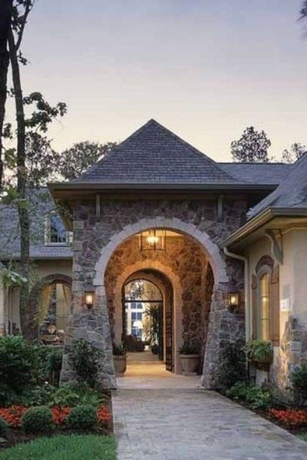 20 Fantastic French Country Exterior Ideas For Home French Country Exterior Cottage Style House Plans Country Cottage House Plans