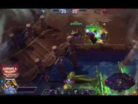Heroes of the Storm - Tassadar Gameplay #3