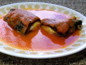 Las personas de Chile comen Chiles Ellenos.