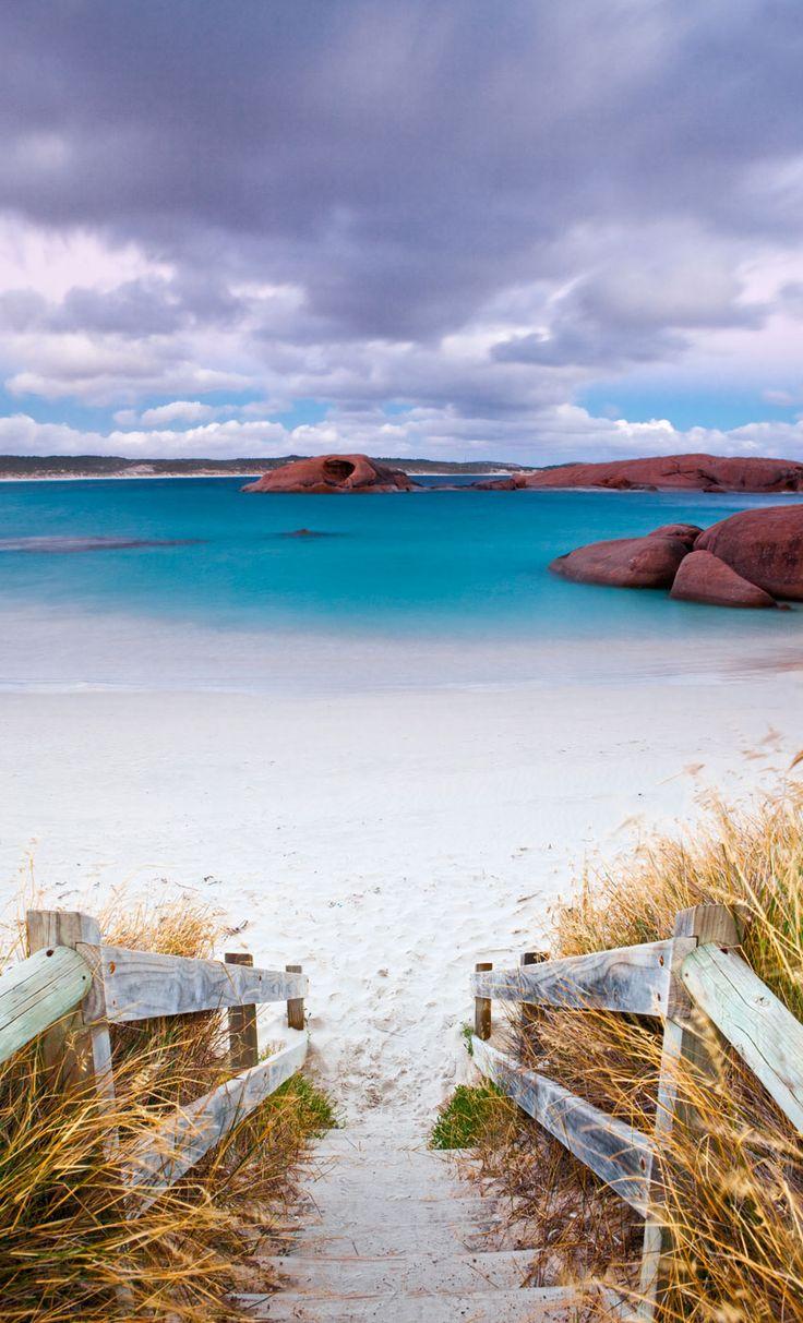 Wo wir jetzt gern wären.... Strand in West Australien.