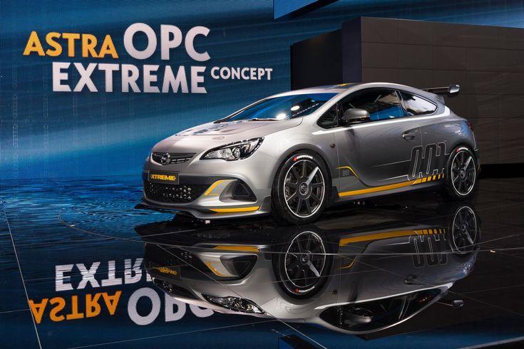 Targi Genewa 2014 | Opel Astra OPC Extreme
