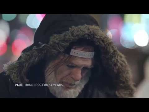 Homeless Canadians brought to tears by the mean things people say about them - Trending - CBC News