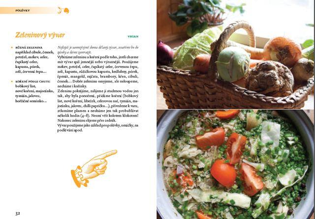 Kuchařka ze Svatojánu - Zahrada na talíři 1