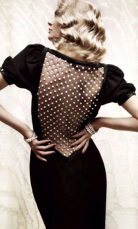 Dress up in Chanel~ Law and Fashion -Criminal Intent- Repin & Follow my pins for a FOLLOWBACK!