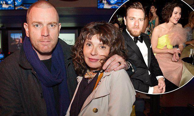 Ewan McGregor's wife Eve Mavrakis laments split
