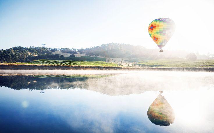 Hot air balloon hd - http://www.hd1080pwallpaper.in/nature/hot-air-balloon-hd/