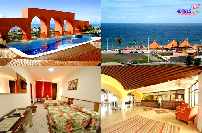 Early Booking Bonus: Save 36% on your stay at Hotel Sol Bahia in Salvador, Brazil! Book now: http://smarturl.it/HotelSolBahia