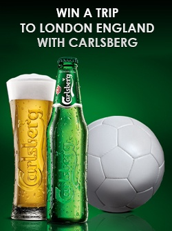 Win a Trip to London, England with Carlsberg    Enter here: http://free4him.ca/sweepstakes/win-a-trip-to-london-carlsberg/