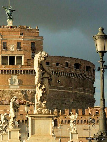 Bridge and Castle of Sant'Angelo, Rome
