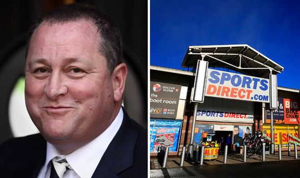 Sports Direct boss Mike Ashley announces shares 10-month high