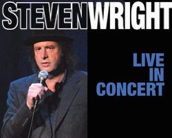 STEVEN WRIGHT at Parker Playhouse in Fort Lauderdale.  www.riverwalkae.com