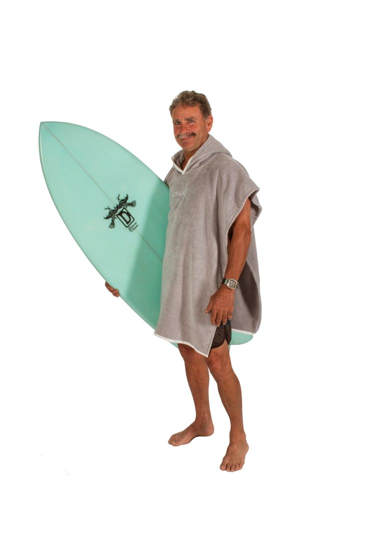 Men's hooded towel for surfing, purchase online www.nauticalmile.com.au