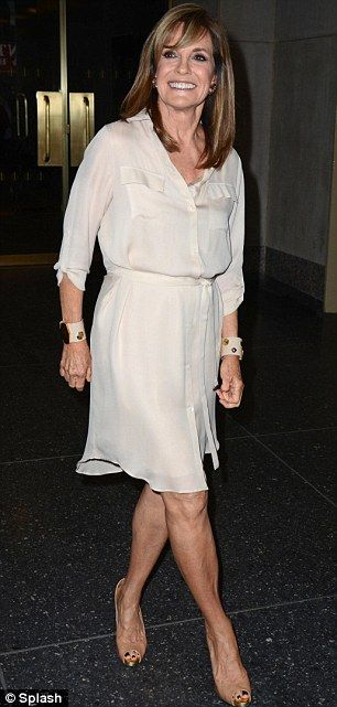 Stunning at 71: Linda Gray  - I hope Iook this good at 71!