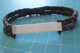 I'm into braids these days. Remember this braided t-shirt for Ry-pie? I've made a few other braided items that I've yet to share with you a...