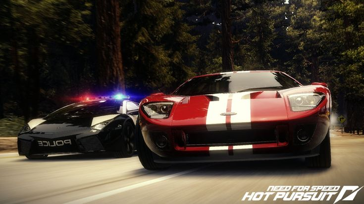 Need for Speed™ Hot Pursuit Game Screenshots