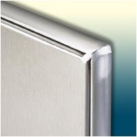 stainless steel material toilet partitions www.lockersnmore.com #stainless #steel #toilet #stalls