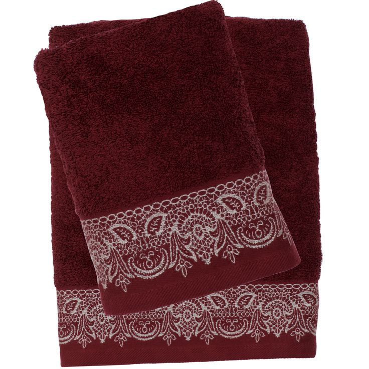 Das home .. Daily Towels Embroidery .. W-18