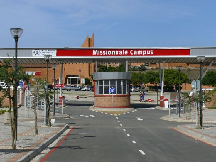 NMMU's Missionvale Campus in Port Elizabeth.