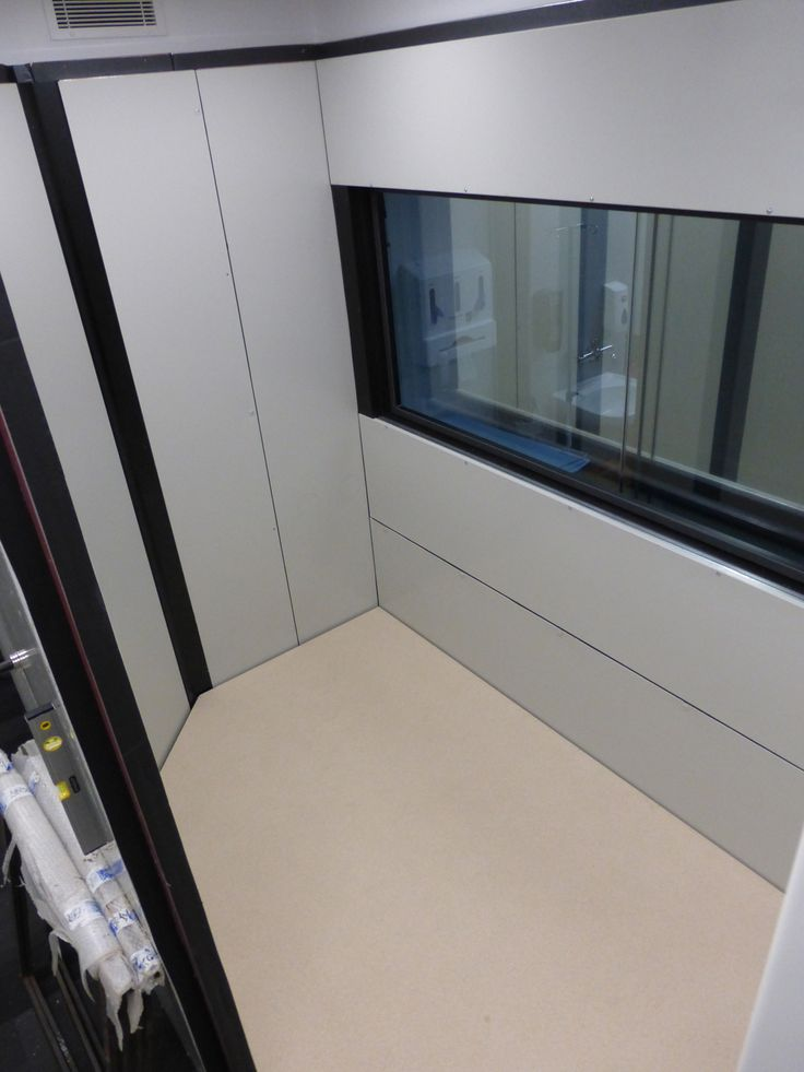 Soundproof medical simulation assessment booth for Manchester Metropolitan University - build in progress. #soundproof #pod #modular #booth #healthcare #medical #facility #clinic #nursingstudent #medicalschool #medicalstudent #university #soundproofbooth #assessment #examination #medicaldegree #medicalsimulation #simulation #medicaltraining #doctor #hospital #hospitalward