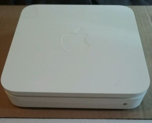 Apple airport #extreme 4th gen 300 mbps wifi n #router #a1354 add usb to network,  View more on the LINK: http://www.zeppy.io/product/gb/2/252601884656/