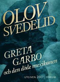 """Greta Garbo och den döde mexikanen (e-bok): """"Greta Garbo och Mimi Pollak blev nära vänner redan på 1920-talet när de började på Dramatens elevskola i Stockholm. Mimi Pollak gjorde karriär som skådespelerska och regissör i Sverige, Greta Garbo for till USA och blev en av seklets stora filmlegender, men deras vänskap bestod.På 1980-talet tillbringar Mimi Pollak en vecka hemma hos Garbo i New York. De ser på gamla filmer och pratar om människor de mött, inte minst alla berömda Hollywoodstjärnor…"""