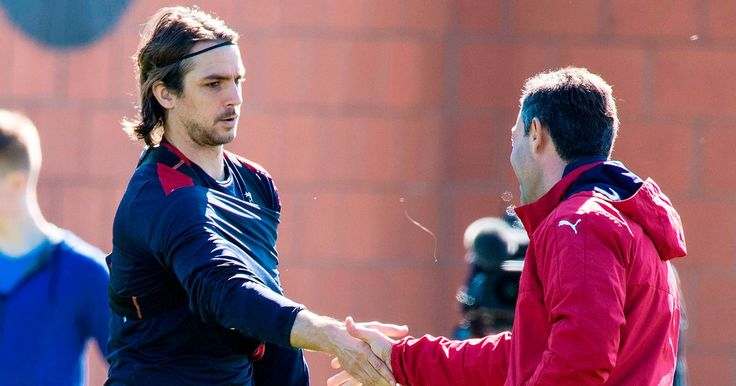 Pedro Caixinha sets about building his team around Croat star Niko Kranjcar