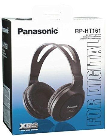 Panasonic Lightweight Long-Cord Headphones RP-HT161  7857388ab902