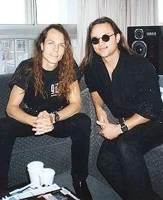 Chris DeGarmo and Geoff Tate (1989)