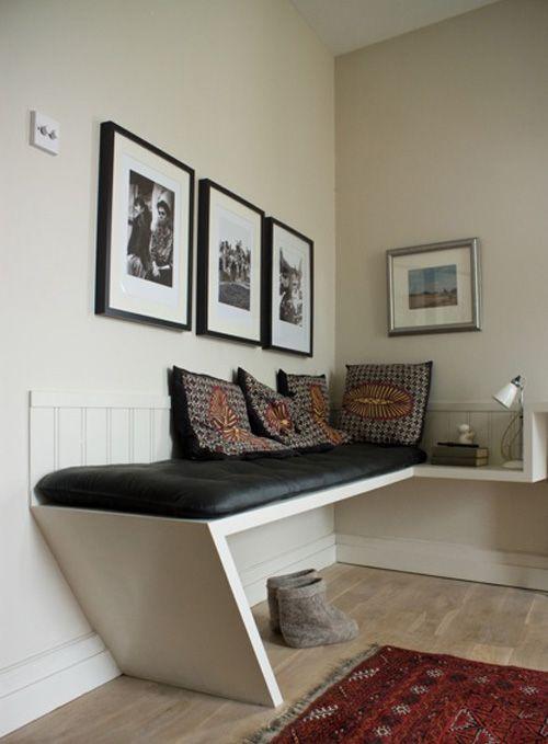 Corner Reading Nook http://www.myhomerocks.com/2012/03/beautiful-laid-back-home-design-by-ekaterina-voronova/