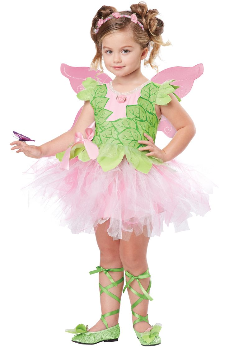 $24.95 Check out the deal on Blossom Flower Fairy Toddler Costume - FREE SHIPPING at PureCostumes.com
