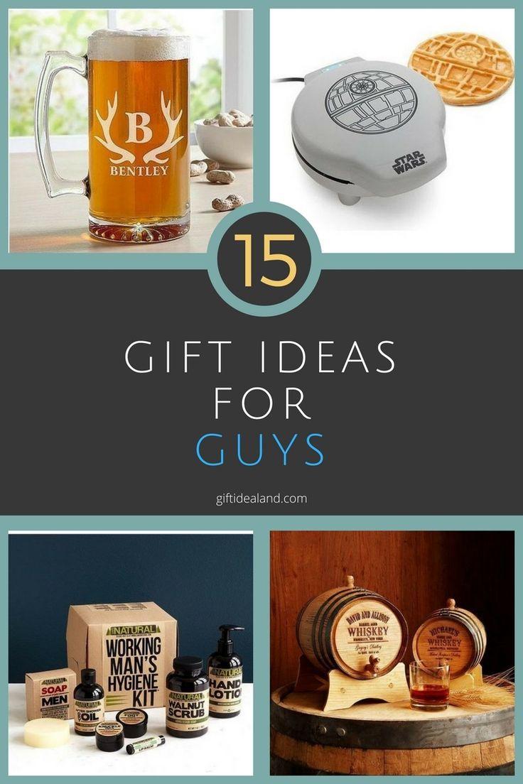 15 Good Gifts For Guys, Men