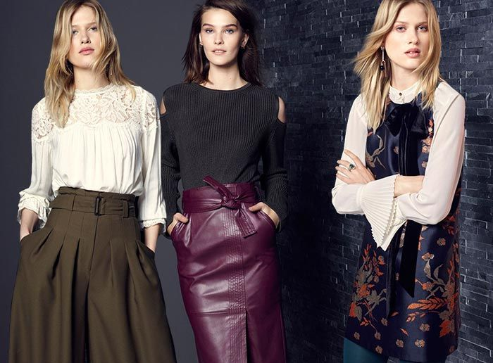 Marks & Spencer Fall/Winter 2016 Collection