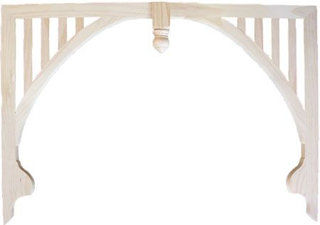 hallway decoration,wooden arches,timber arch,hallway arches,arched