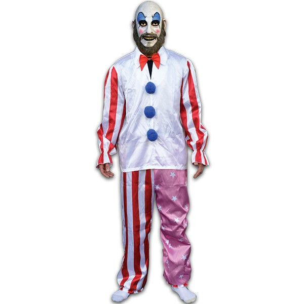 House Of 1,000 Corpes Captain Spaulding Costume