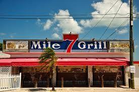 7 Mile Grill, Marathon, FL (Florida Keys). Best key lime pie in the world.