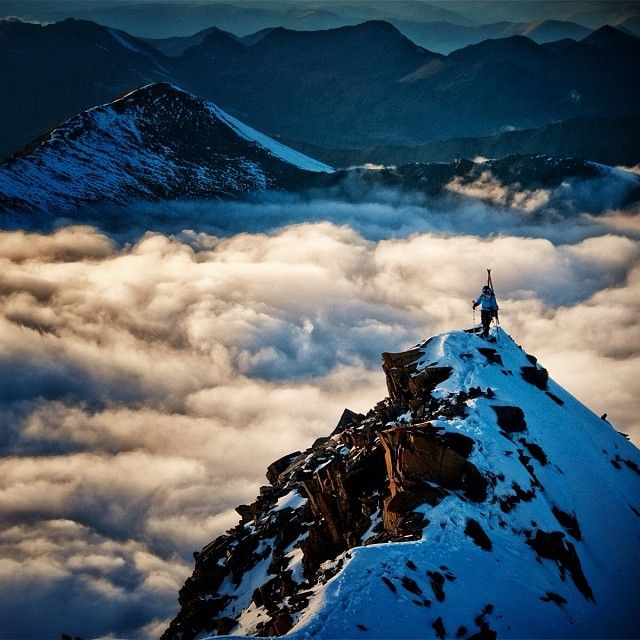 Jimmy Chin Photography - Instagram