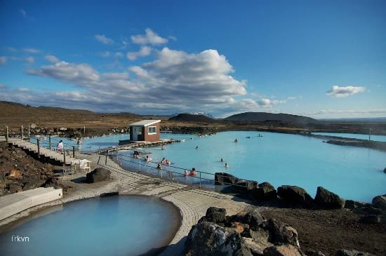 DONE: myvatn baths iceland