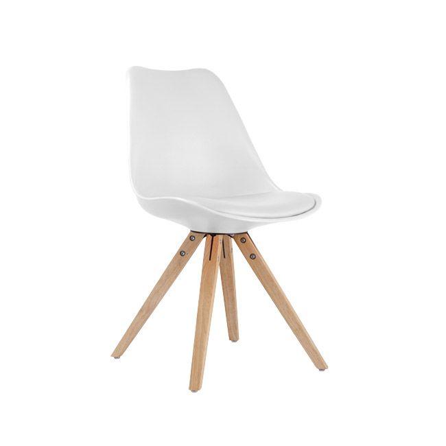 the 25+ best chaise blanche et bois ideas on pinterest | murs de