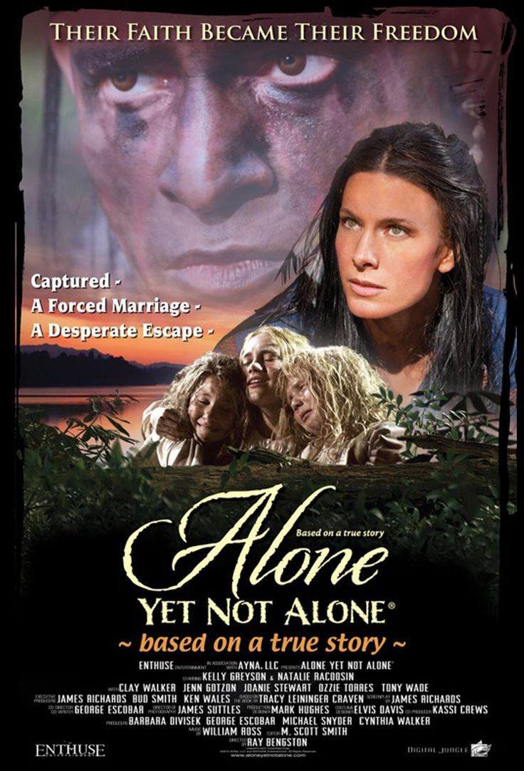 Alone yet not alone movie - must see