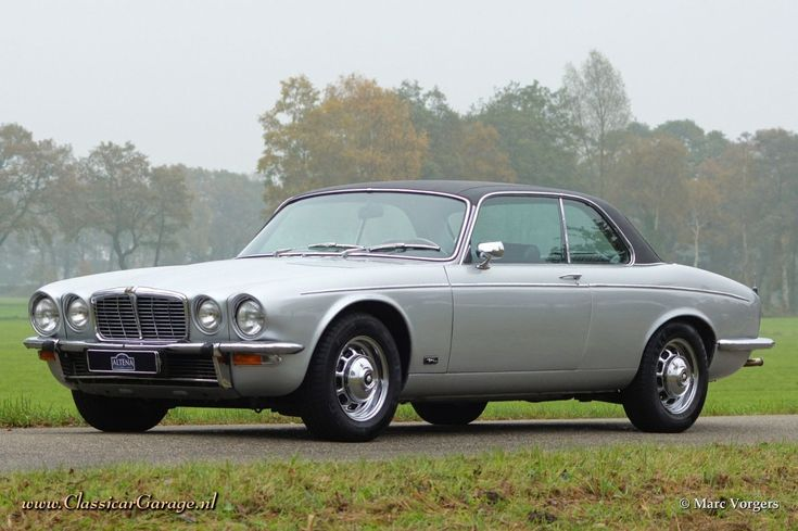 The Jaguar XJ6 coupe is in my opinion one of the best looking Jags of all time. Today's Jags are an abomination in comparison to this fantastic design.