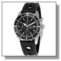 Breitling Men's BTA1332024-B908BKRD Superocean Heritage Black Dial Watch  http://www.squidoo.com/breitling-navitimer-watch