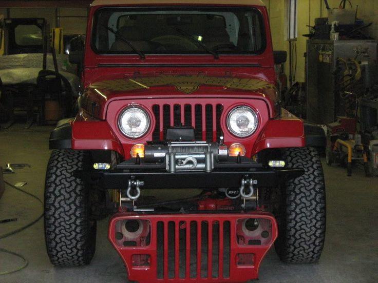 Ronde Scheinwerfer Jeep Pinterest Jeeps Wrangler