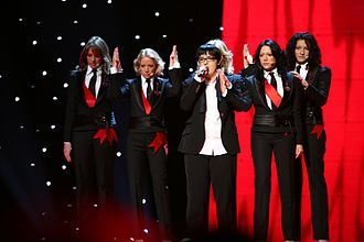 Serbia won the Eurovision Song Contest 2007.