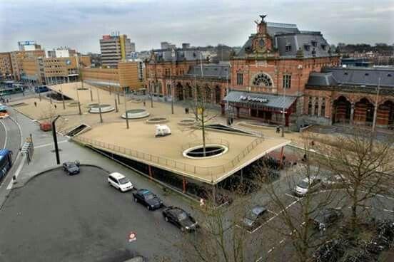 Hoofdstation Groningen zo is het nu 2015