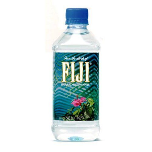 FIJI Natural Artesian Water, 16.9-Ounce bottle (Pack of 24) by Fiji Water, http://www.amazon.com/gp/product/B004CQWWKY/ref=as_li_tf_tl?ie=UTF8=pintrest04-20=as2=1789=9325=B004CQWWKY