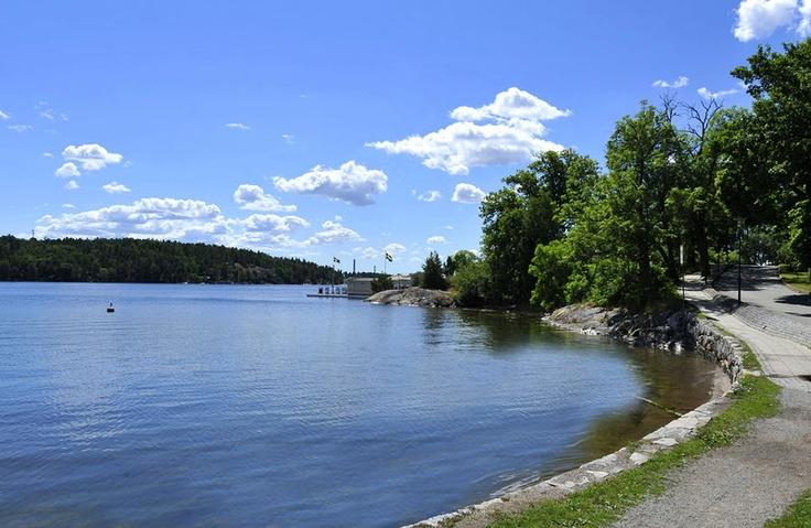 Djursholm's waterfront. | Sweden