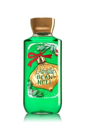 Vanilla Bean Noel Shower Gel - A Christmastime treat of fresh vanilla & sugar cookies, inspired by pure comfort and joy