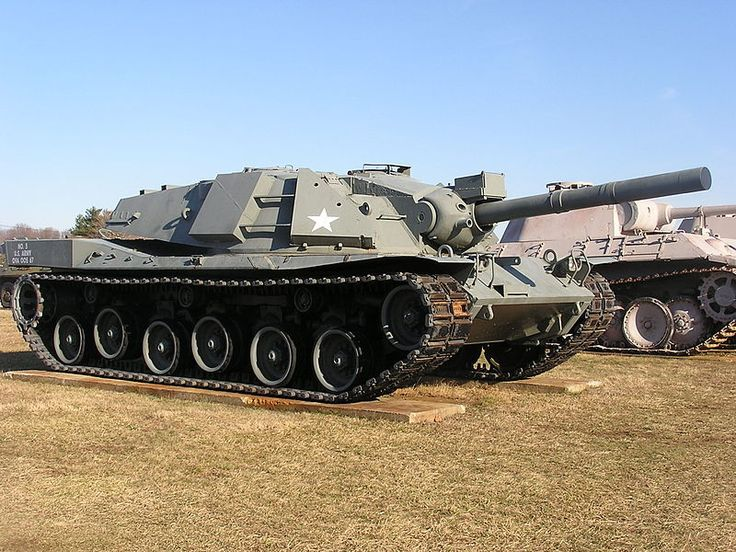 MBT-70: The grandfather of the Abrams and the Leopard 2.