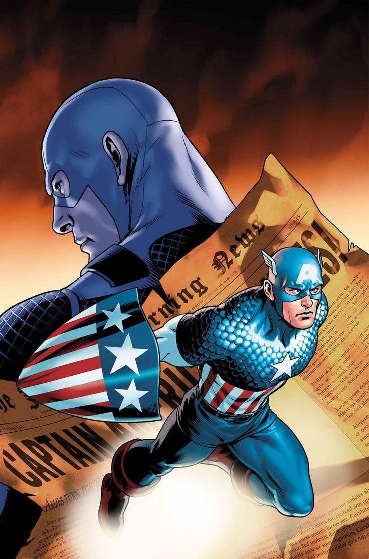 James Gunn fala sobre a grande reviravolta nas histórias do Capitão América! - Legião dos Heróis