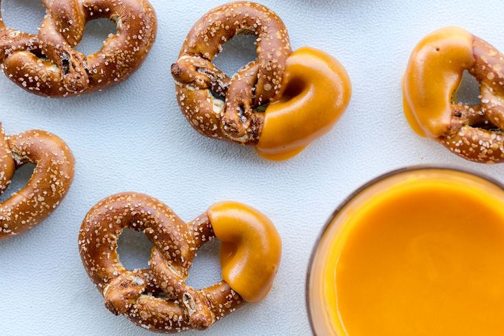 This easy appetizer has only two-ingredients. Beer and cheddar cheese. Serve warm with pretzels. Food photography and recipe by Jackie Alpers.